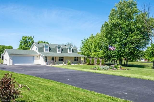 16840 Pine Lake Road, Beloit, OH 44609 (MLS #4171959) :: The Art of Real Estate