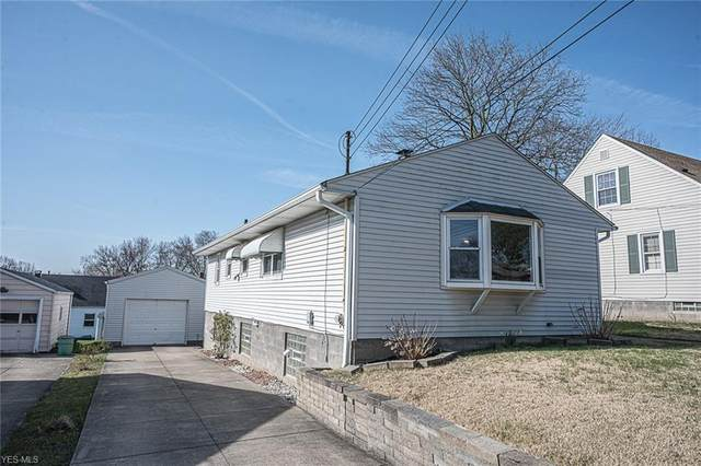 116 Clinton Avenue, Akron, OH 44301 (MLS #4180458) :: RE/MAX Edge Realty