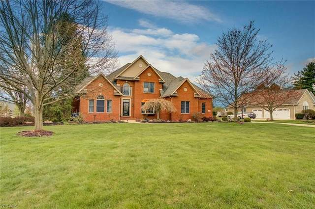 4016 Fairway Drive, Medina, OH 44256 (MLS #4182226) :: RE/MAX Valley Real Estate