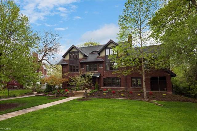 2501 Arlington Road, Cleveland Heights, OH 44118 (MLS #4184106) :: RE/MAX Valley Real Estate