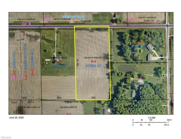 Us Rt 224, New London, OH 44851 (MLS #4200657) :: The Holden Agency