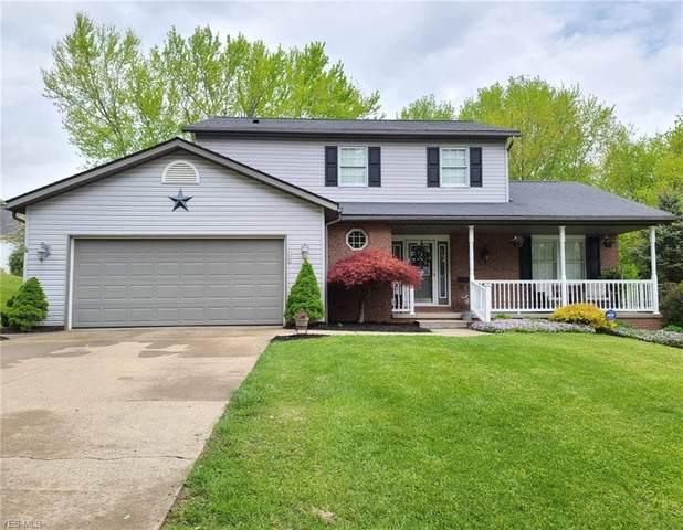 634 Ridgewood Drive, Coshocton, OH 43812 (MLS #4203515) :: Keller Williams Legacy Group Realty