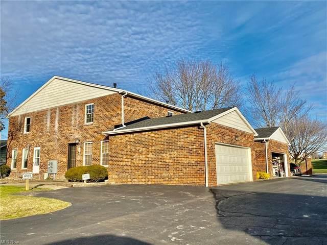 8562 Glenwood Avenue #3, Boardman, OH 44512 (MLS #4204465) :: The Holden Agency