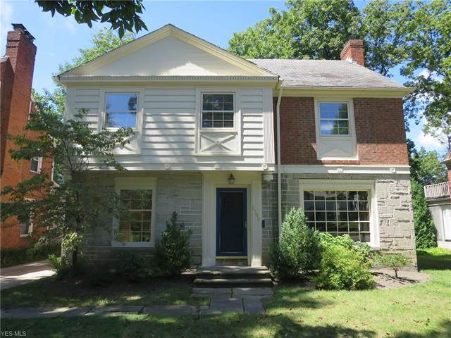 2300 Loyola Road, University Heights, OH 44118 (MLS #4210002) :: The Art of Real Estate