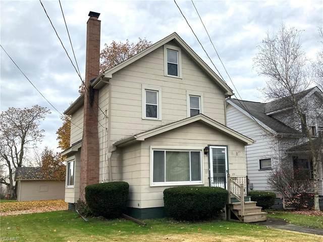 85 Smithsonian Street, Girard, OH 44420 (MLS #4210345) :: Select Properties Realty