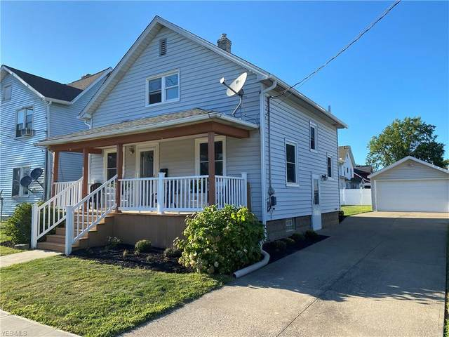 405 6th Street, Fairport Harbor, OH 44077 (MLS #4216977) :: Keller Williams Chervenic Realty