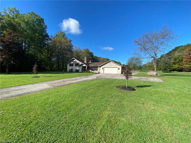 1811 Mechanicsville Road, Rock Creek, OH 44084 (MLS #4223964) :: Keller Williams Chervenic Realty