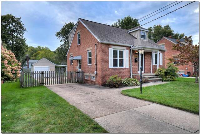 22589 Macbeth Avenue, Fairview Park, OH 44126 (MLS #4227859) :: The Art of Real Estate