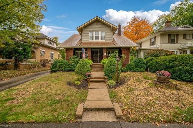 555 W Ohio Avenue, Sebring, OH 44672 (MLS #4231652) :: Select Properties Realty