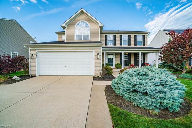 6640 Buck Horn Boulevard, Lorain, OH 44053 (MLS #4231867) :: The Holly Ritchie Team
