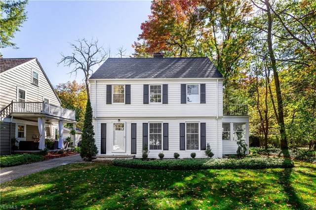 20006 Scottsdale Boulevard, Shaker Heights, OH 44122 (MLS #4231930) :: The Art of Real Estate