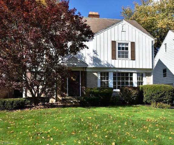 3626 Stoer Road, Shaker Heights, OH 44122 (MLS #4232385) :: The Holden Agency