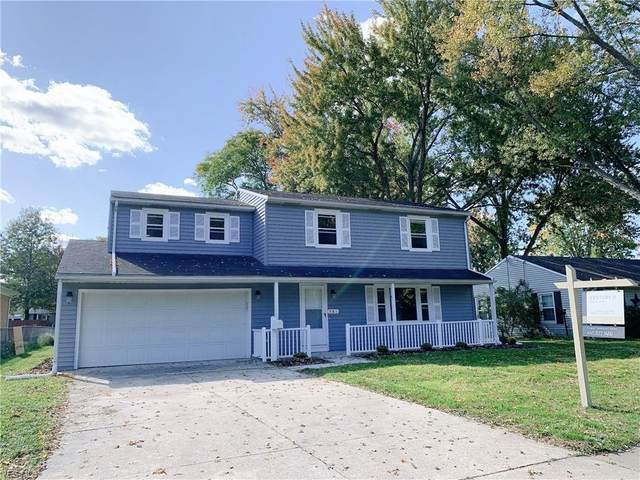581 Stafford Drive, Elyria, OH 44035 (MLS #4232739) :: Select Properties Realty