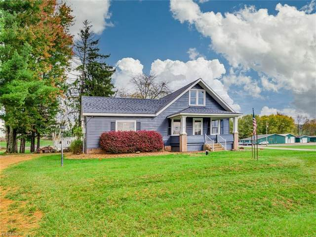 7157 Alliance Road NW, Waynesburg, OH 44688 (MLS #4233020) :: RE/MAX Trends Realty