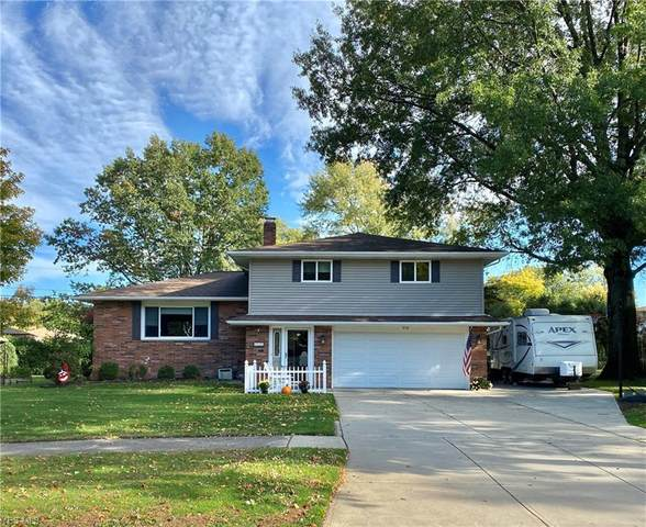 1478 N Circle View Drive, Seven Hills, OH 44131 (MLS #4233525) :: Select Properties Realty