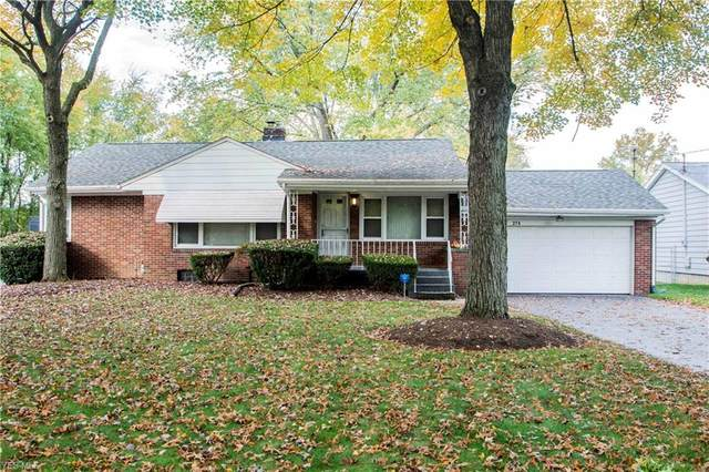 374 Colonial Drive, Youngstown, OH 44505 (MLS #4233722) :: The Holly Ritchie Team