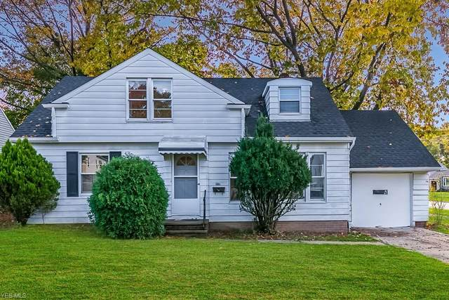 4960 Anderson Road, Lyndhurst, OH 44124 (MLS #4235718) :: RE/MAX Edge Realty
