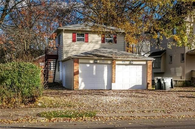1097 Brown Street, Akron, OH 44301 (MLS #4236408) :: RE/MAX Edge Realty