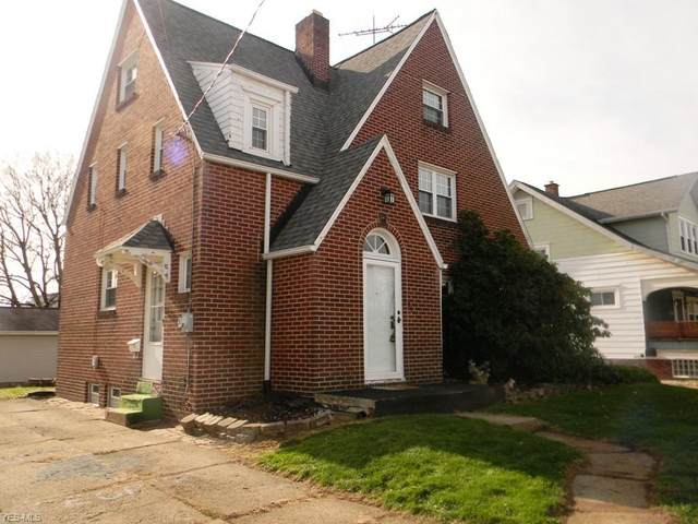 604 E Broad Street, Louisville, OH 44641 (MLS #4238580) :: RE/MAX Edge Realty
