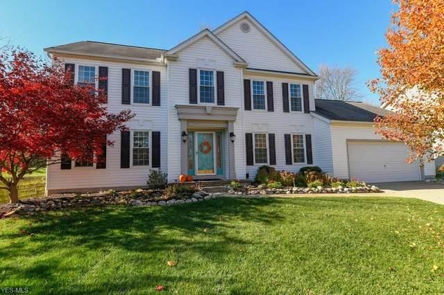 125 Glenshire Lane, Medina, OH 44256 (MLS #4238727) :: TG Real Estate