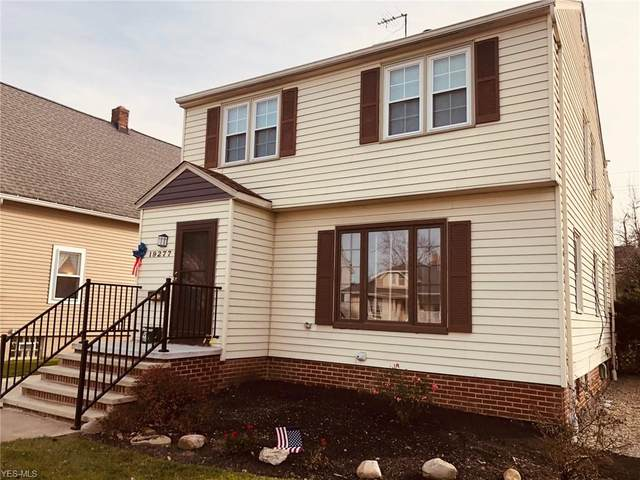 19277 Riverview Avenue, Rocky River, OH 44116 (MLS #4240610) :: RE/MAX Edge Realty