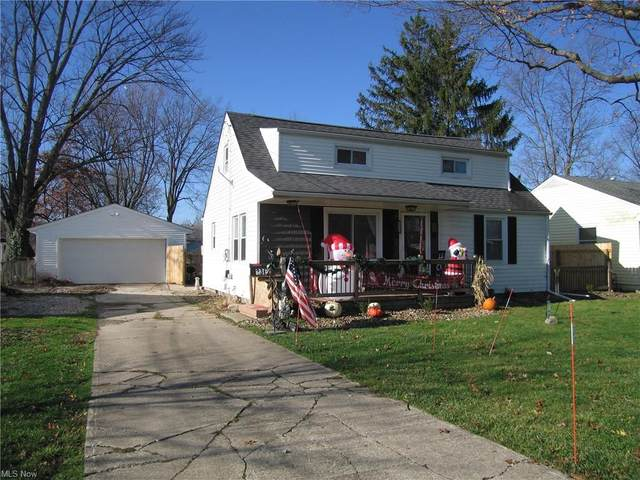 236 White Oak Drive, Elyria, OH 44035 (MLS #4242204) :: The Art of Real Estate