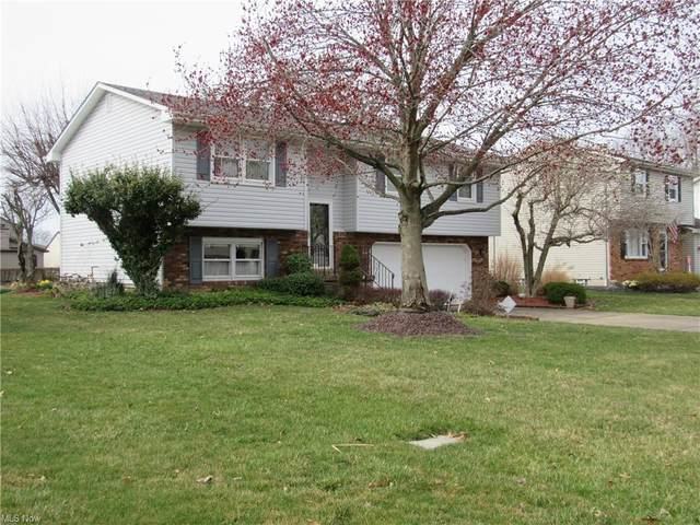 407 Garden Valley Drive, Youngstown, OH 44512 (MLS #4243610) :: The Crockett Team, Howard Hanna