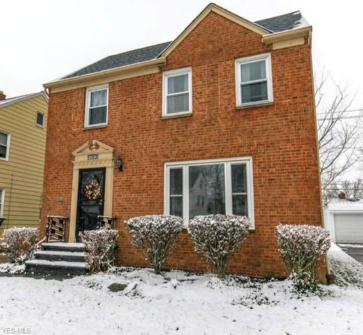 3830 Grosvenor Road, South Euclid, OH 44118 (MLS #4245422) :: RE/MAX Trends Realty