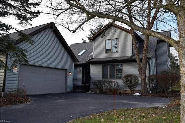 641 Blue Spruce Trail, Chagrin Falls, OH 44023 (MLS #4247657) :: The Holden Agency
