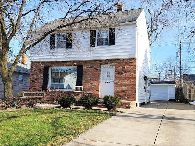 1621 Woodhurst Avenue, Mayfield Heights, OH 44124 (MLS #4248373) :: Select Properties Realty