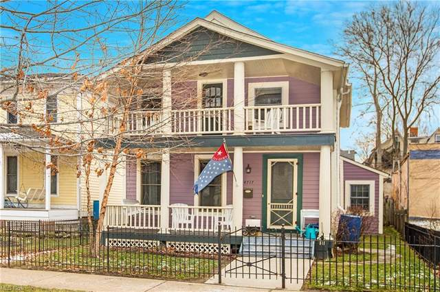 4717 Clinton Avenue, Cleveland, OH 44102 (MLS #4250712) :: Krch Realty