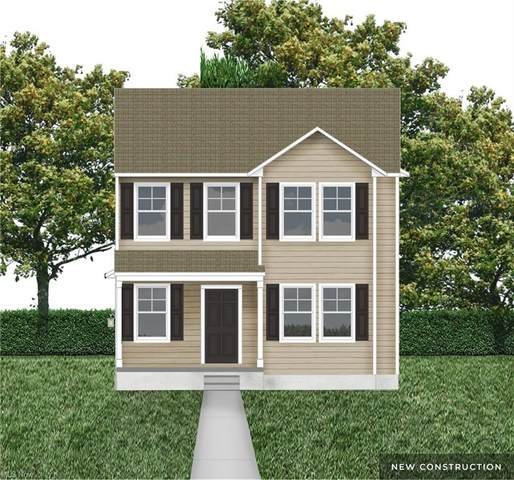 474 E 250th Avenue, Euclid, OH 44123 (MLS #4256329) :: RE/MAX Edge Realty