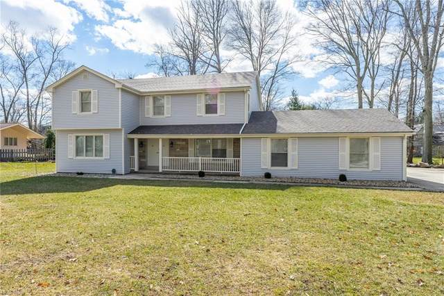 2121 Arms Drive, Girard, OH 44420 (MLS #4257120) :: The Crockett Team, Howard Hanna