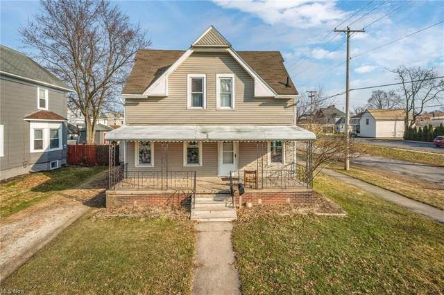 206 W Oregon Avenue, Sebring, OH 44672 (MLS #4258043) :: The Holden Agency