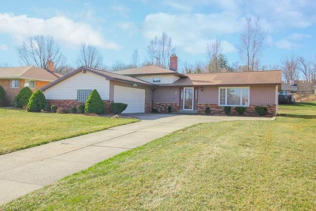990 Longridge Drive, Seven Hills, OH 44131 (MLS #4261415) :: The Art of Real Estate