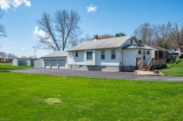 2358 Sanitarium Road, Lakemore, OH 44312 (MLS #4268141) :: Keller Williams Chervenic Realty