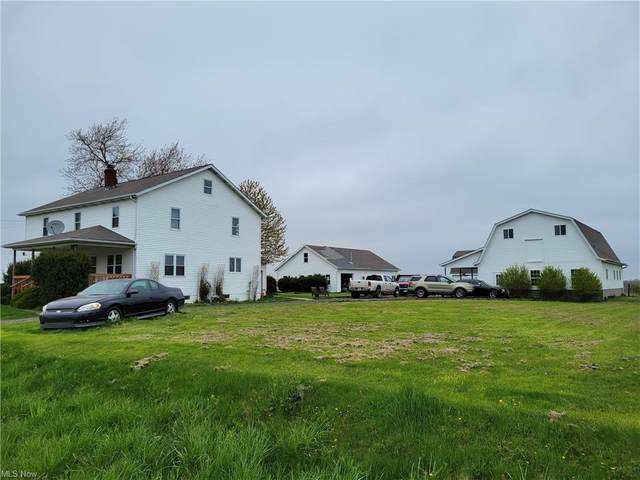 15955 Newcomb Road, Middlefield, OH 44062 (MLS #4269260) :: The Kaszyca Team