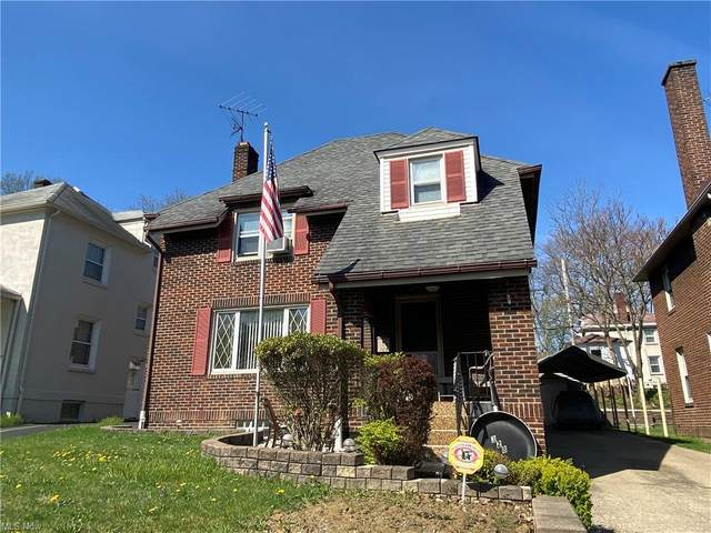 328 Ohio Avenue, McDonald, OH 44437 (MLS #4269647) :: Select Properties Realty