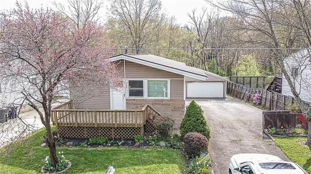 1288 Carnegie Avenue, Akron, OH 44314 (MLS #4271542) :: Select Properties Realty