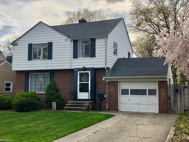 246 E 271st Street, Euclid, OH 44132 (MLS #4271584) :: Keller Williams Legacy Group Realty