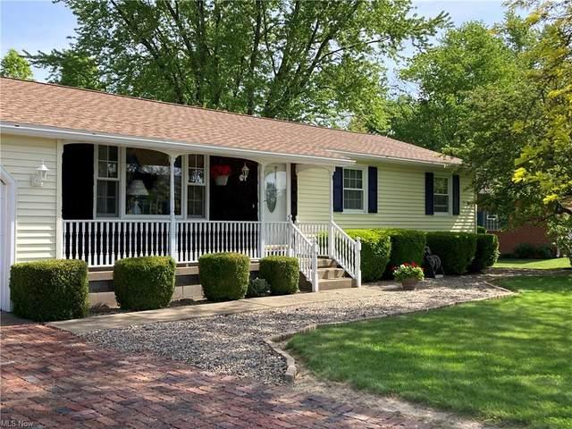 154 Bittersweet Drive, Columbiana, OH 44408 (MLS #4282295) :: TG Real Estate