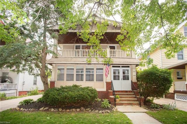 1519 Westwood Avenue, Lakewood, OH 44107 (MLS #4285821) :: Tammy Grogan and Associates at Keller Williams Chervenic Realty