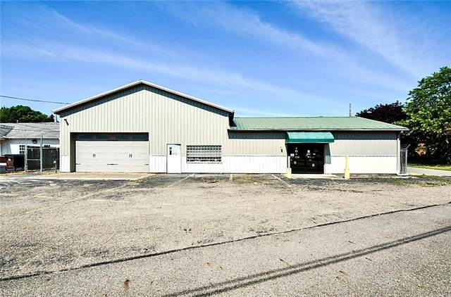 4001 Cleveland Avenue S, Canton, OH 44707 (MLS #4292016) :: The Art of Real Estate