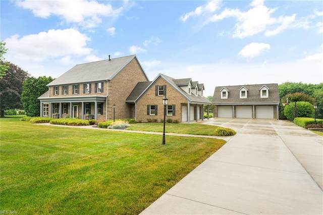 15300 Strader Road, East Liverpool, OH 43920 (MLS #4293760) :: The Art of Real Estate
