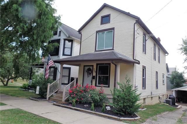 714 Warren Street, Marietta, OH 45750 (MLS #4294211) :: The Holden Agency