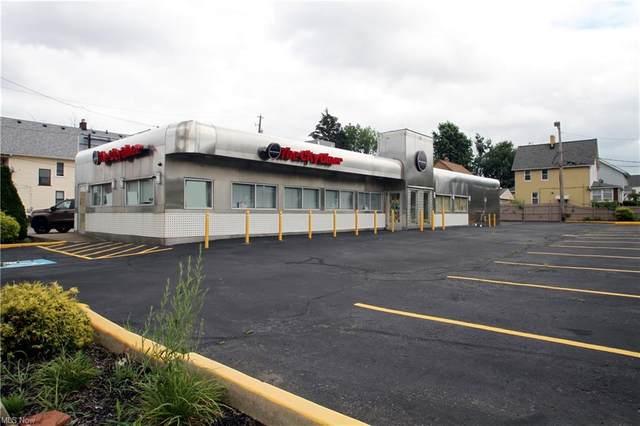 5109 Memphis Avenue, Cleveland, OH 44144 (MLS #4295436) :: Tammy Grogan and Associates at Keller Williams Chervenic Realty