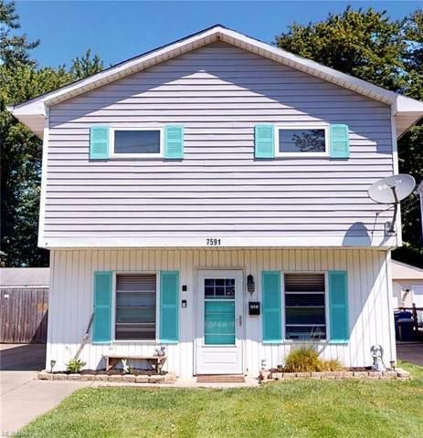 7591 Pinehurst Drive, Mentor-on-the-Lake, OH 44060 (MLS #4303837) :: The Holden Agency