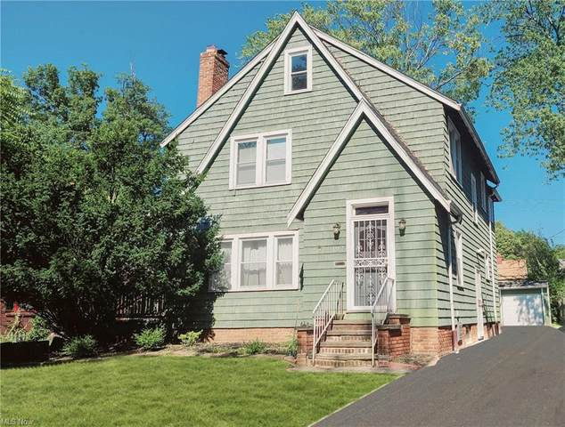 1177 Sylvania Road, Cleveland Heights, OH 44121 (MLS #4304027) :: Simply Better Realty