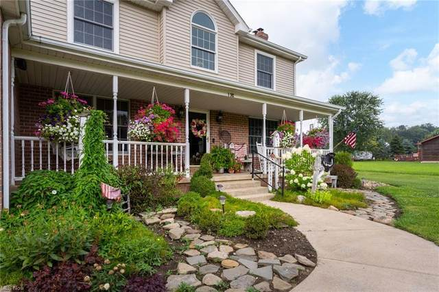 10242 Lisbon Road, Canfield, OH 44406 (MLS #4305189) :: The Holden Agency