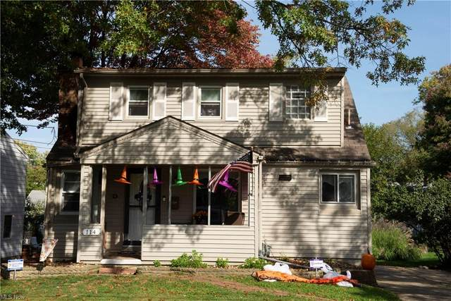 114 Massachusetts Avenue, Poland, OH 44514 (MLS #4324281) :: The Holly Ritchie Team